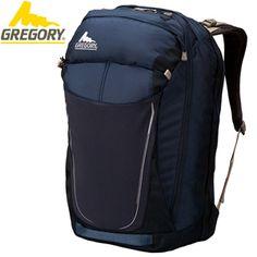 GREGORY グレゴリー ボーダー35 ハーバーブルー