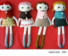 Black Apple Dolls <3