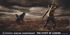 The Stuff Of Legend - Guinness Celtic Warrior Tattoos, Viking Tattoos, Irish Mythology, Celtic Warriors, Irish Art, My Favorite Image, Ancient Rome, Gods And Goddesses, Guinness