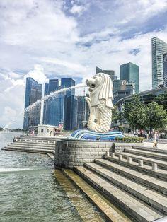 A city in a garden – Singapore