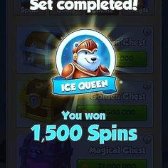 Coin master free spins coin links for coin master we are share daily free spins coin links. coin master free spins rewards working without verification Daily Rewards, Free Rewards, Synonyms For Awesome, Master App, Cheat Online, Coin Master Hack, Ice Queen, Arcade Games, Cheating