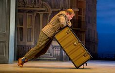 ONE MAN, TWO GUVNORS - James Corden - Photo: Joan Marcus