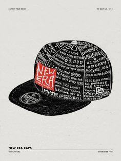 NEW ERA CAP Brian Lindstrom - 50 BUILT Ball Caps 6a328380a0e9