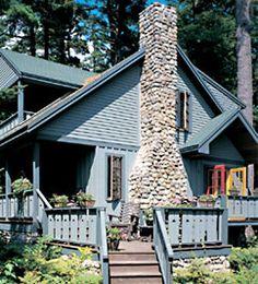 Migis Lodge   (Sebago Lake, ME)