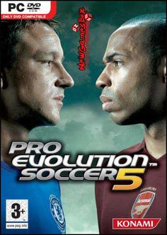 PES 5: Pro Evolution Soccer Free Download Full Version For PC, Repack