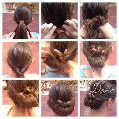 Hairstyle by @karvalicsbori
