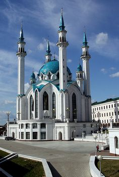 Qolsharif Mosque - Kazan, Russia