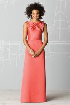 If you are seeking for a long coral bridesmaid dress, we here selected a  number of elegant long coral bridesmaid dresses for your ideas and  inspiration. b9389651c0a4