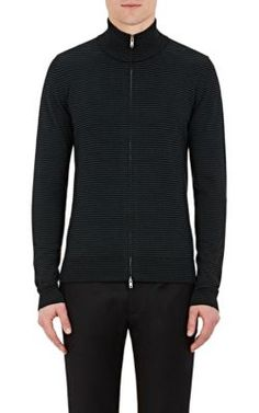 MAISON MARTIN MARGIELA Elbow-Patch Wool-Cotton Sweater. #maisonmartinmargiela #cloth #sweater