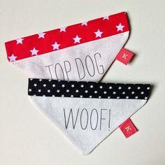 Doggie 'All Stars' Bandanas