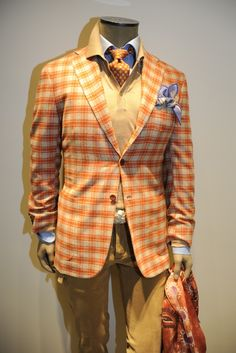 love these layers Mens Fashion Suits, Mens Suits, Men Style Tips, Blazers For Men, Well Dressed Men, Suit And Tie, Stylish Men, Dapper, Vintage Men