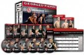 Rushfit Georges St-Pierre 8 Week Ultimate Home Training Program Workout with Mixed Martial Arts legend and welter-weight champion Georges St-Pierre! Interval Training Workouts, Endurance Workout, Exercise Cardio, P90x Workout, College Workout, Best Workout Dvds, Workout Videos, Exercise Videos, Yoga Videos