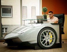 car bed into desk - Google Search