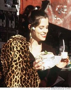 "PARTYGIRL/C/29MAY96/DD/HO - Still from the movie ""Party Girl"" starring Parker Posey.   Ran on: 01-06-2008   Parker Posey (in Party Girl): a good thing about 90s film. Photo: First Look International 1995"
