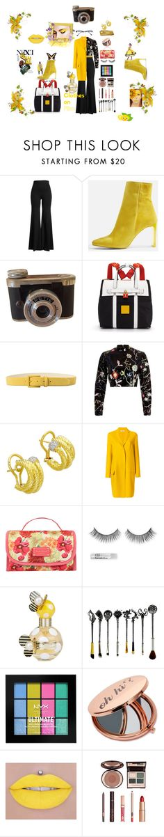 """GOOD DAY SUNSHINE"" by destinystarheaven ❤ liked on Polyvore featuring Rosetta Getty, Topshop, Henri Bendel, Manuel Ritz, River Island, David Yurman, Odeeh, Dita, Jacki Design and Marc Jacobs"