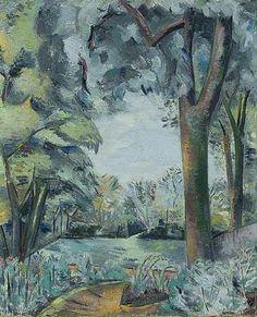 """""""Landscape"""" by Paul Nash"""
