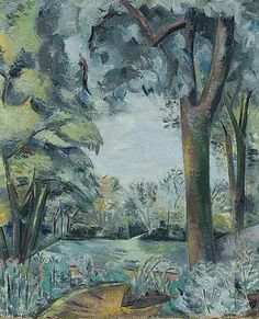 Landscape - Paul Nash