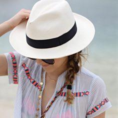 ce6bdd10439d8 Panama Hat by J.Crew Sombreros De Playa