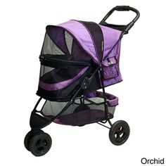 Pet Gear Special Edition No-Zip Pet Stroller | Overstock.com Shopping - The Best Prices on Pet Gear Pet Strollers