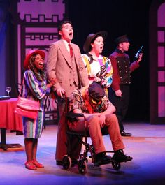 Lewisburg's Mayor to be the Lucky Stiff in GVT's Musical on opening night...  http://actvra.in/4kzH
