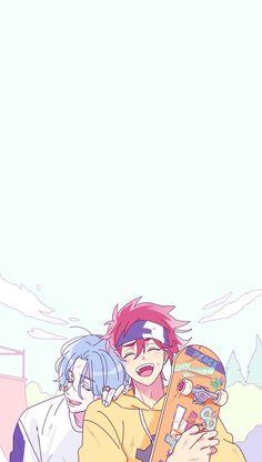 Anime Backgrounds Wallpapers, Anime Wallpaper Phone, Anime Scenery Wallpaper, Animes Wallpapers, Cute Wallpapers, Cute Anime Guys, Anime Love, Fanarts Anime, Anime Characters