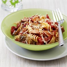 hot dog Pasta Recipe | Spaghetti with Mushrooms and Hot Dogs
