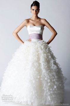 Priscilla of Boston dress~GASP! This dress is gorgeous! Simply stunning!