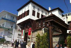Rakoczi Müzesi Tekirdağ Historical Pictures, Antalya, Traditional House, Istanbul, Ottoman, Mansions, Architecture, House Styles, Places