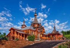 Святая окраина Новокузнецка - Фотоконкурс. Архитектура и природа | PINWIN - конкурсы для архитекторов, дизайнеров, декораторов