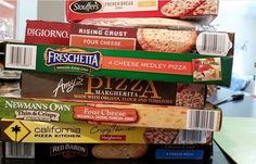 The Best Frozen Pizzas, as Tasted by Kids | By Kevin Alexander | @KAlexander03