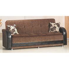 Empire Furniture USA Utica Convertible Sofa - SB-UTICA