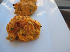 Bacon and Chive Sweet Potato Biscuits  #PaleOMG