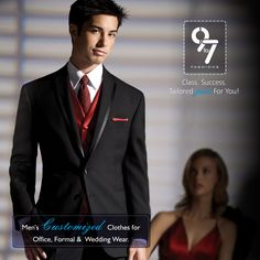 Suit-up For Your Valentine.Tailored just For You!  Call: 8080 927 927 Visit us http://www.9to7fashions.com ‪#‎Suits‬ ‪#‎Wedding‬ ‪#‎officewear‬ ‪#‎Trendystyle‬ ‪#‎Valentineday‬ ‪#‎Love‬ ‪#‎14february‬