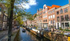Amsterdam is a city tied to the water – it grew around its canals and the taming of the Amstel River. The canals of Amsterdam are incredibly beautiful, and there's nothing like seeing the city from a boat.