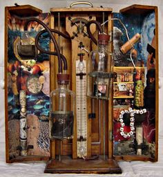 Joseph Cornell what a unusual artist