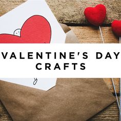Valentine's Day Crafts For Kids, Valentine Day Crafts, Diy Gifts, Hand Made Gifts, Handmade Gifts, Valentine Crafts, Diy Presents, Homemade Gifts