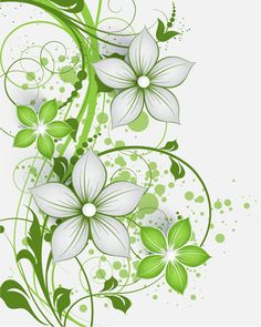 Free Vector Graphics, Free Vector Images, Creative Wall Painting, Coloring Sheets, Colouring, Free Fonts Download, Elegant Flowers, Abstract Flowers, Abstract Backgrounds