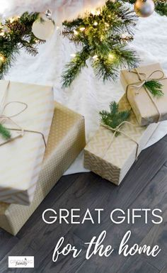Looking for gifts for the home and interiors fans? This gift guide has lots of inspiring ideas for home gifts to suit all budgets. #christmasgifts #giftguide #growingfamily Christmas Gift Guide, Christmas Gifts For Kids, Family Christmas, Holiday Gifts, Merry Christmas, Christmas 2019, Christmas Shopping, Christmas Ideas, Christmas Presents