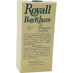 Royall Bayrhum Aftershave Lotion Cologne Spray