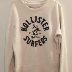 Hollister Sweater Hollister Sweater | Simple | Warm material | Worn few times | Mens size Hollister Sweaters Crew & Scoop Necks