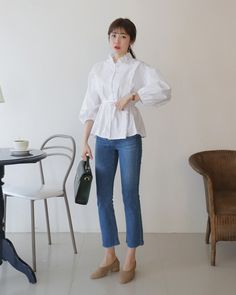 #Dahong #Soyeon daily style 2018