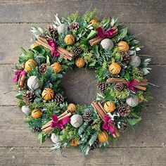 Learn how to make your own Christmas wreath with Philippa Craddock's step-by-step guide on HOUSE by House & Garden