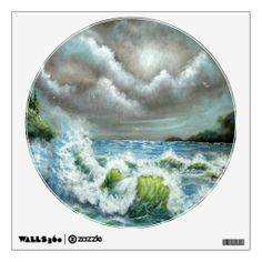 Seascape Wall Decal