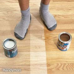 Best Water Based Polyurethane For Wood Floors - When choosing a hardwood flooring for your home or place of business maybe Polyurethane Floors, How To Apply Polyurethane, Red Oak Floors, Pine Floors, Oak Floor Stains, Oak Hardwood Flooring, Hardwood Floor Sealer, Unfinished Wood Floors, Water Based Stain