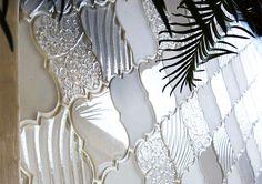 美濃タイル「ランタナ Lantana Gross」大ぶりなランタン形状のグラスタイル【タイル通販】ボウクス・タイルマーケット