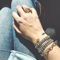 What a #stelladot stylist wears to the park. Of course.