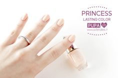 Review Smalto Princess Lasting Color PUPA - Princess Nude 225 #nail #pupa