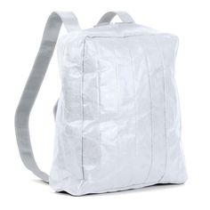 Air Backpack - White Tyvek