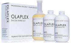 Olaplex odbudowuje wiązania wewnątrz włosa, wzmacniając włosy, poprawia ich kondycję. Olaplex niweluje skutki farbowania. Zobacz na czym to polega.