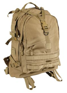Rothco Large Transport Pack in Coyote